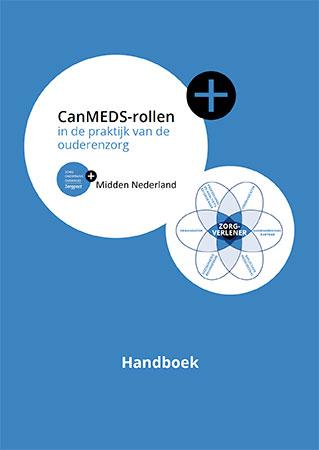 Handboek CanMEDS-rollen in de praktijk van de ouderenzorg